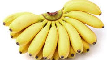 Plátano orito mano