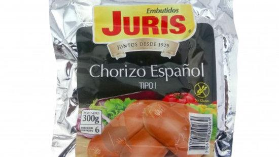 Juris Chorizo Español