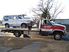 Towing Set-Up