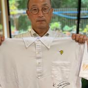 チーム角居600勝ポロシャツ(XLサイズ)