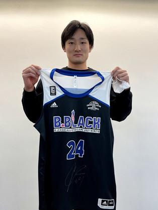 #24 田中 大貴選手