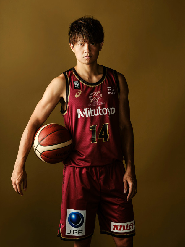 #14 辻 直人選手