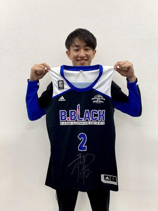 #2 齋藤 拓実選手