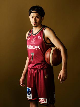 #7 篠山 竜青選手