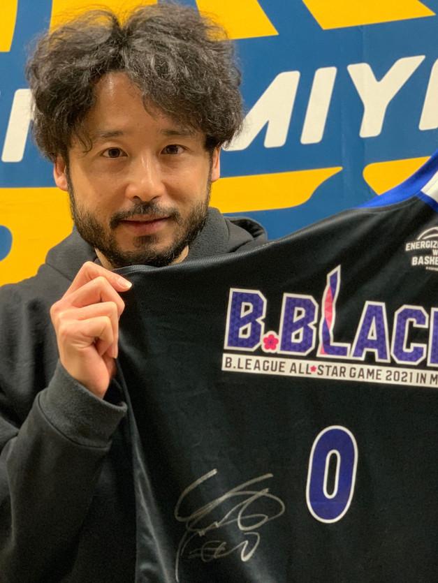 #0 田臥 勇太選手