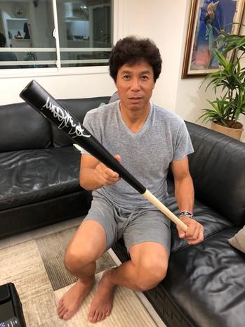 秋山幸二さん(元プロ野球選手)