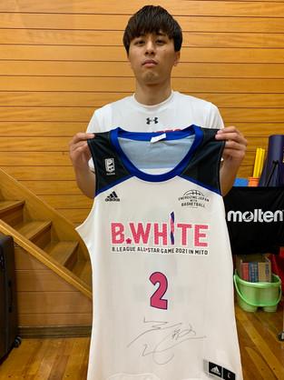 #2 富樫 勇樹選手
