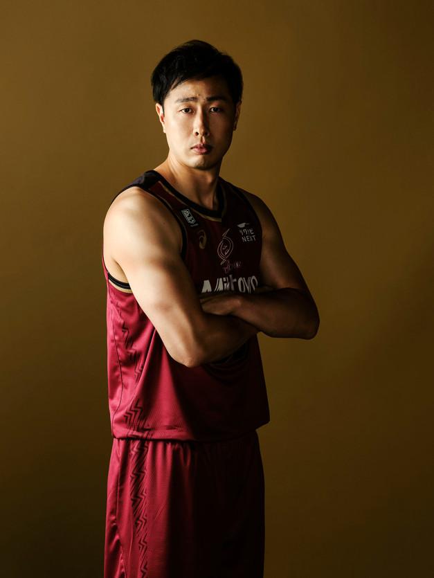 #33 長谷川 技選手