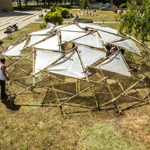 Bambù dome