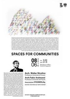 Nicolino - Spaces for communities