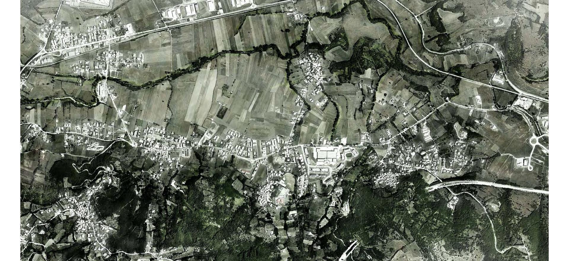 LAP Sassa - inquadramento urbano