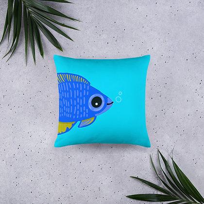 Mirabelle Fish Pillow