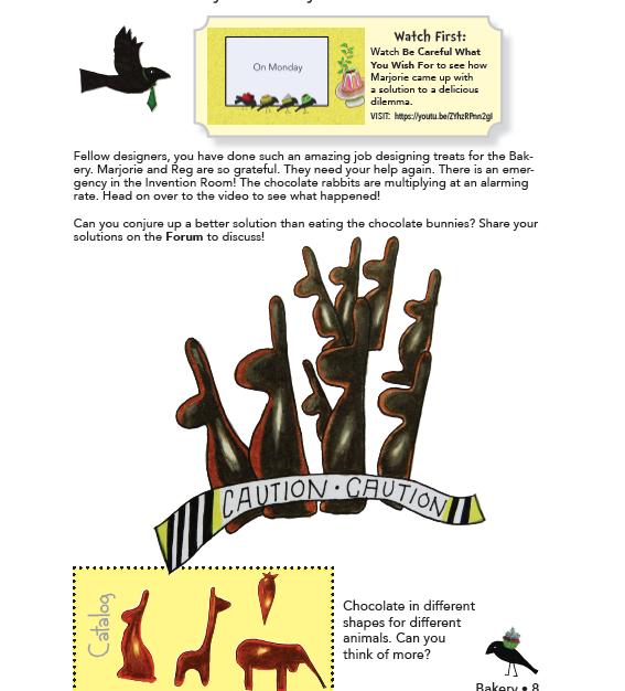 Idea Emporium page