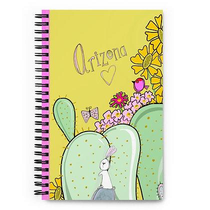 Arizona Dreams Spiral notebook