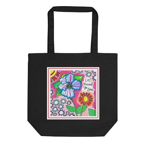 BE SEEN Eco Tote Bag | Econscious EC8000