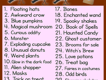 Halloween Challenge to Try