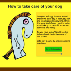 Interactive: How to take care of your dog