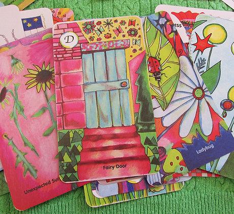 Healing Fairy Alphabet deck