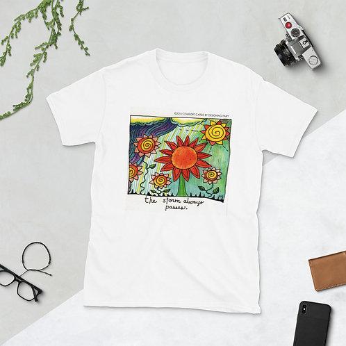 Storm Passes Short-Sleeve Unisex T-Shirt