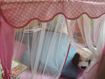 Why Every Girl Needs a Fairy Tent
