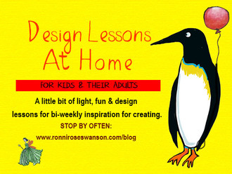 Design Lessons at Home