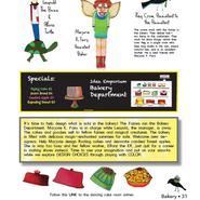 Idea Emporium activity book page