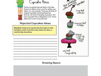 Idea Emporium activity book