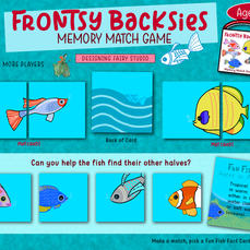 Frontsy Backsies Game
