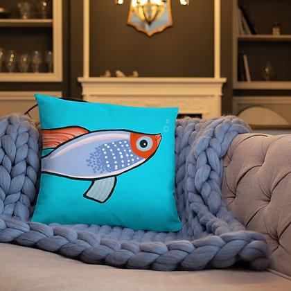 Miranda Fish Pillow