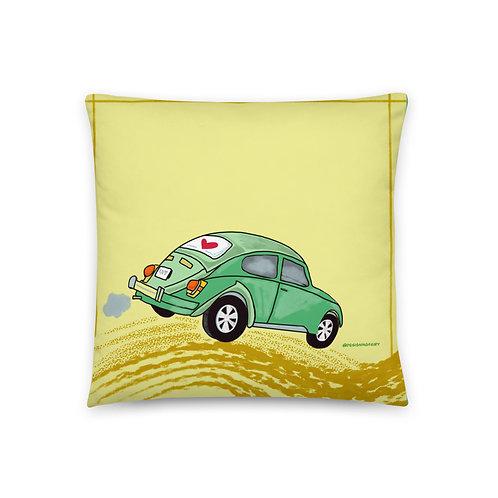 Lovebug Basic Pillow