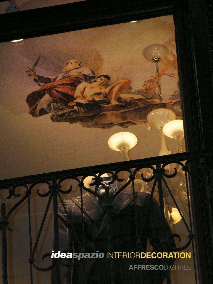 grafica murale