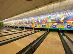 stampe decorative bowling