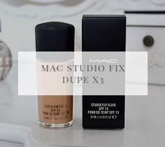 Mac Studio Fix Makeup Dupe | Saubhaya Makeup