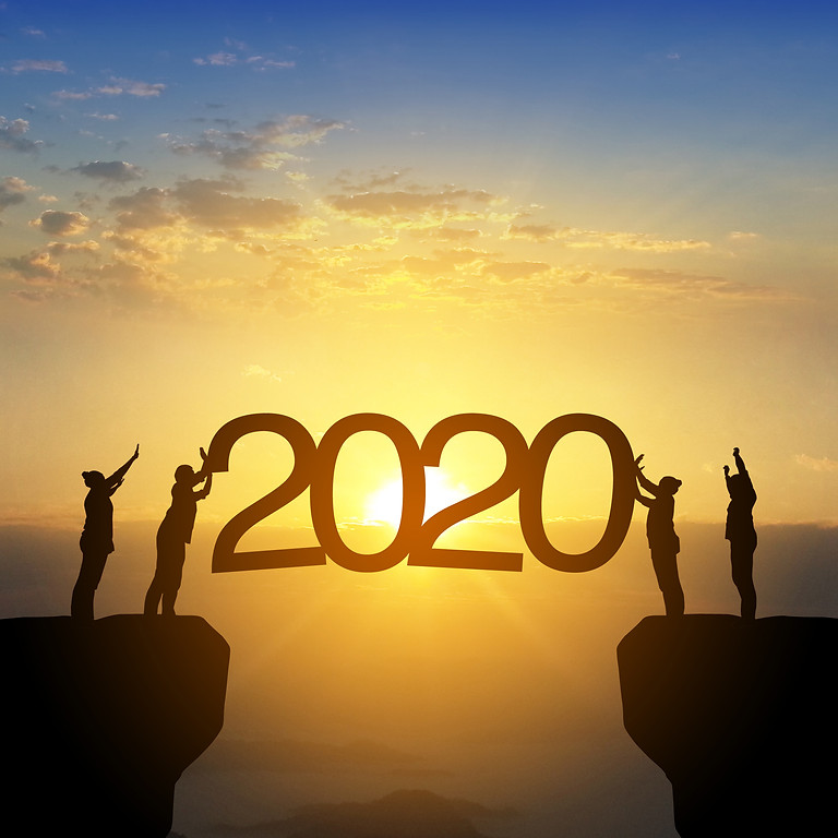 Monthly 2020 Gatherings: Vision