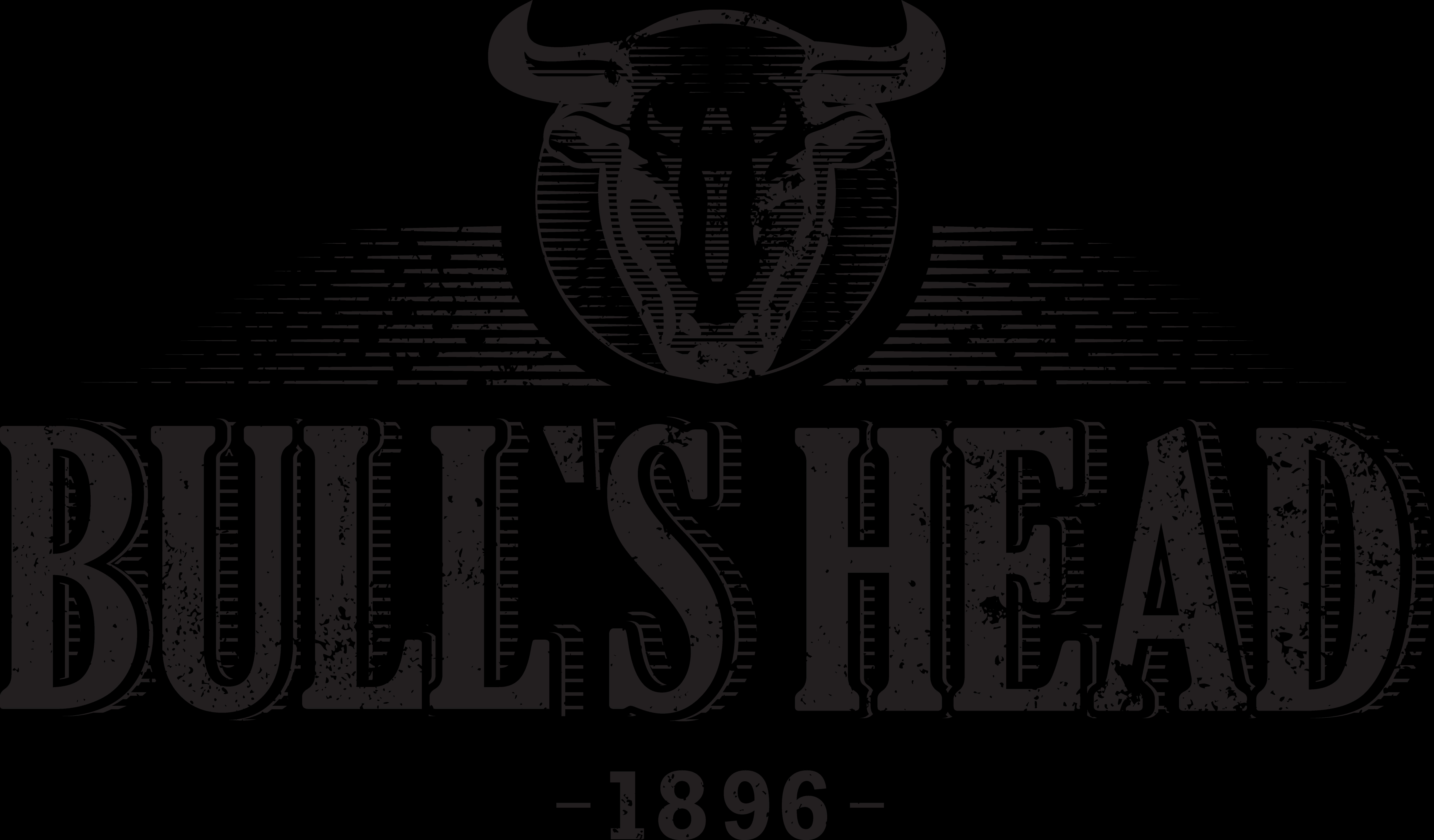 Bull's Head logo Noir