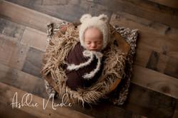 Studio newborn