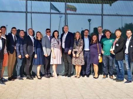 Round Table AGM 2021 Klaipėdoje įvyko!