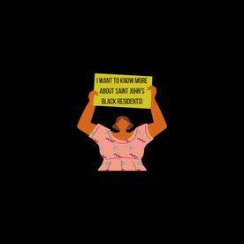 Je veux en savoir plus sur les résidents noirs de Saint John