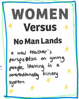 Women Vs No Man Lands