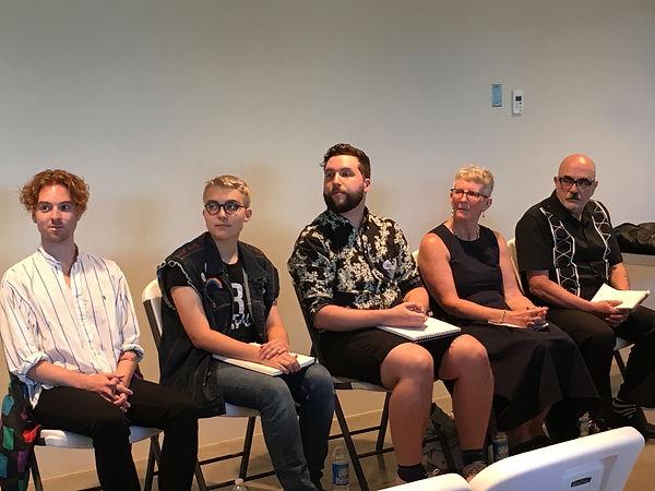 Fredericton intergenerational Panel - Au