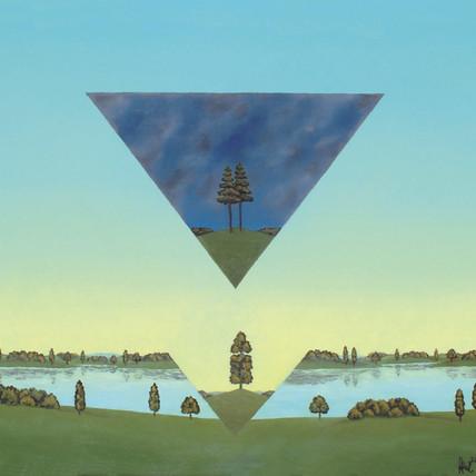 Franz Politzer . Landschaft als Bühne