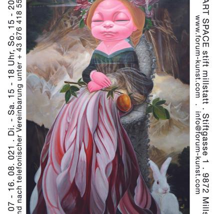Solo-Ausstellung_Ha Haengeun_wild butterfly dreams_Vernissage 2. Juli ab 18 Uhr