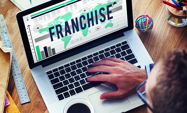 Franchise License Marketing Branding Ret
