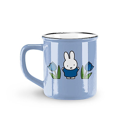 Mug Miffy Bleu