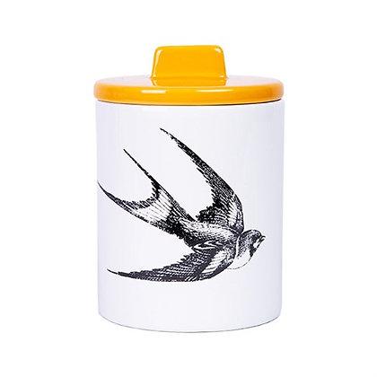 Grand pot Oiseau