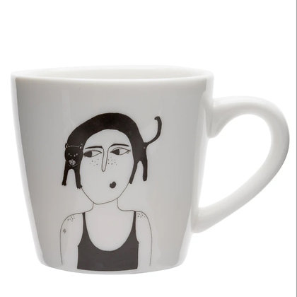 Helen B - Mug Barb