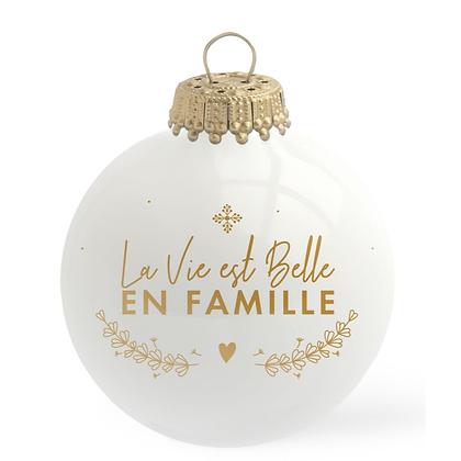 Baubels - La vie est belle en famille