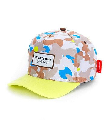 Hello Hossy - Casquette Camouflage