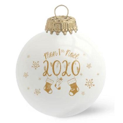 Baubels - 2020 Mon premier Noel