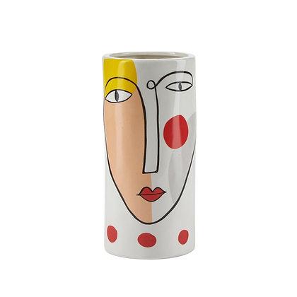Vase Visage #1